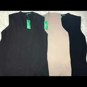 🚨BUNDLE🚨 of United Colors of Benetton Sweaters
